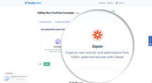 Zapier Option