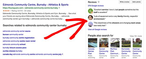 google reviews handle negative reviews