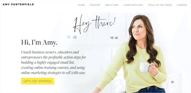 Amy-Porterfield-Trustworthy-Website