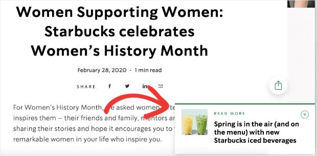 Starbucks-sideline-popup