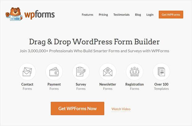 WPForms social proof software_