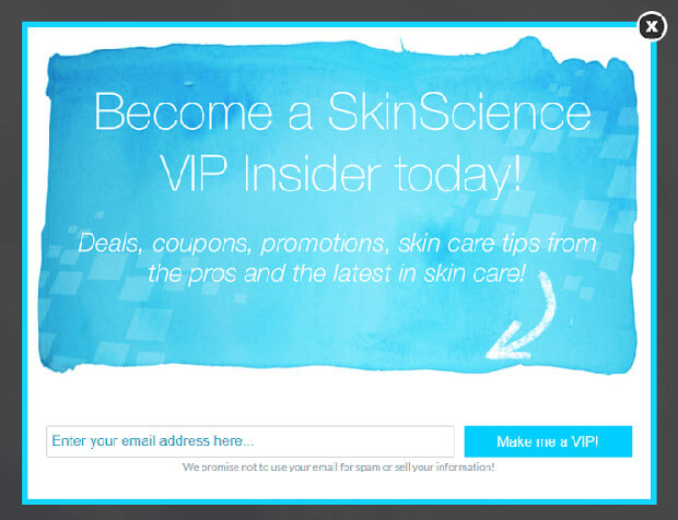 skinscience-popup fomo marketing example.png