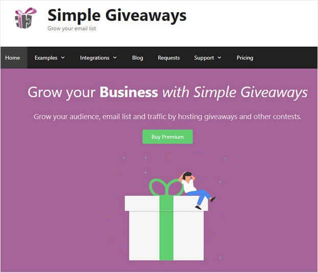 Simple Giveaways_