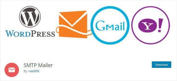 WordPress SMTP Mailer