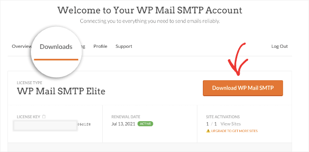 download wpmail smtp