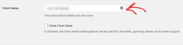 edit from name in wp mail smtp