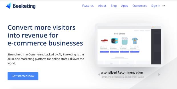 beeketing homepage