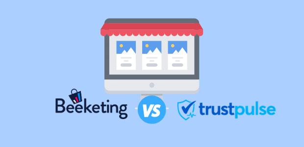 beeketing vs trustpulse featured image