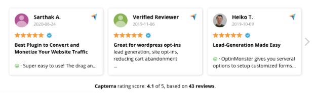 capterra reviews