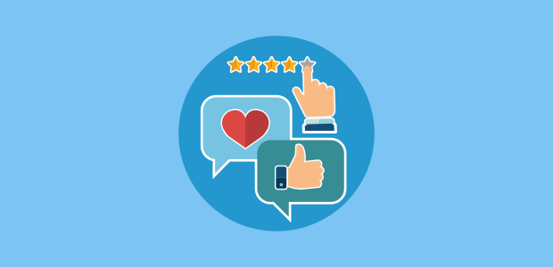 Form builder tools for customer feedback