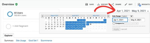 date-range-in-google-analytics