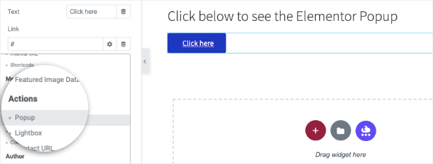 select-popup-under-actions